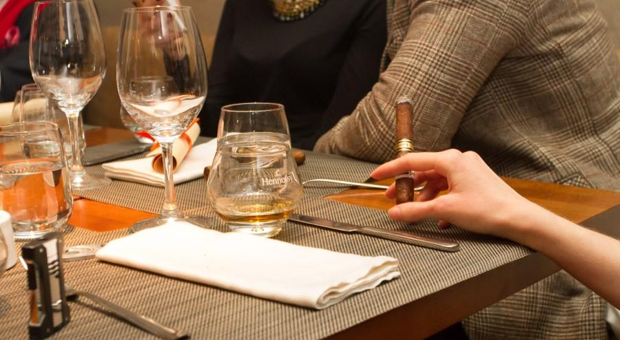 cigar-dinner Vezene | The Food & Leisure Guide