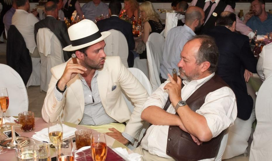 ultimate cigar dinner | The Food & Leisure Guide