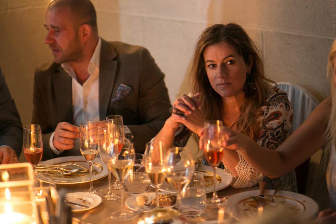 the ultimate vintage champagne & cigar dinner | The Food & Leisure Guide