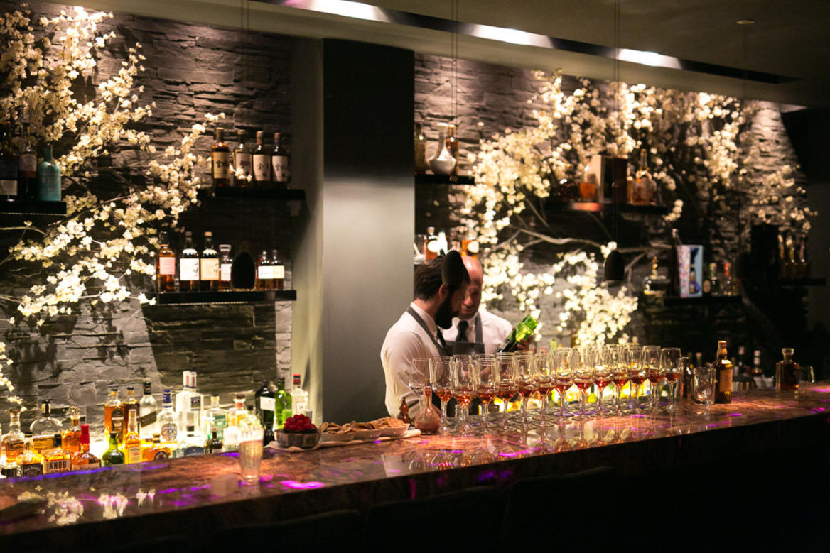 Japanese Whisky Dinner | The Food & Leisure Guide