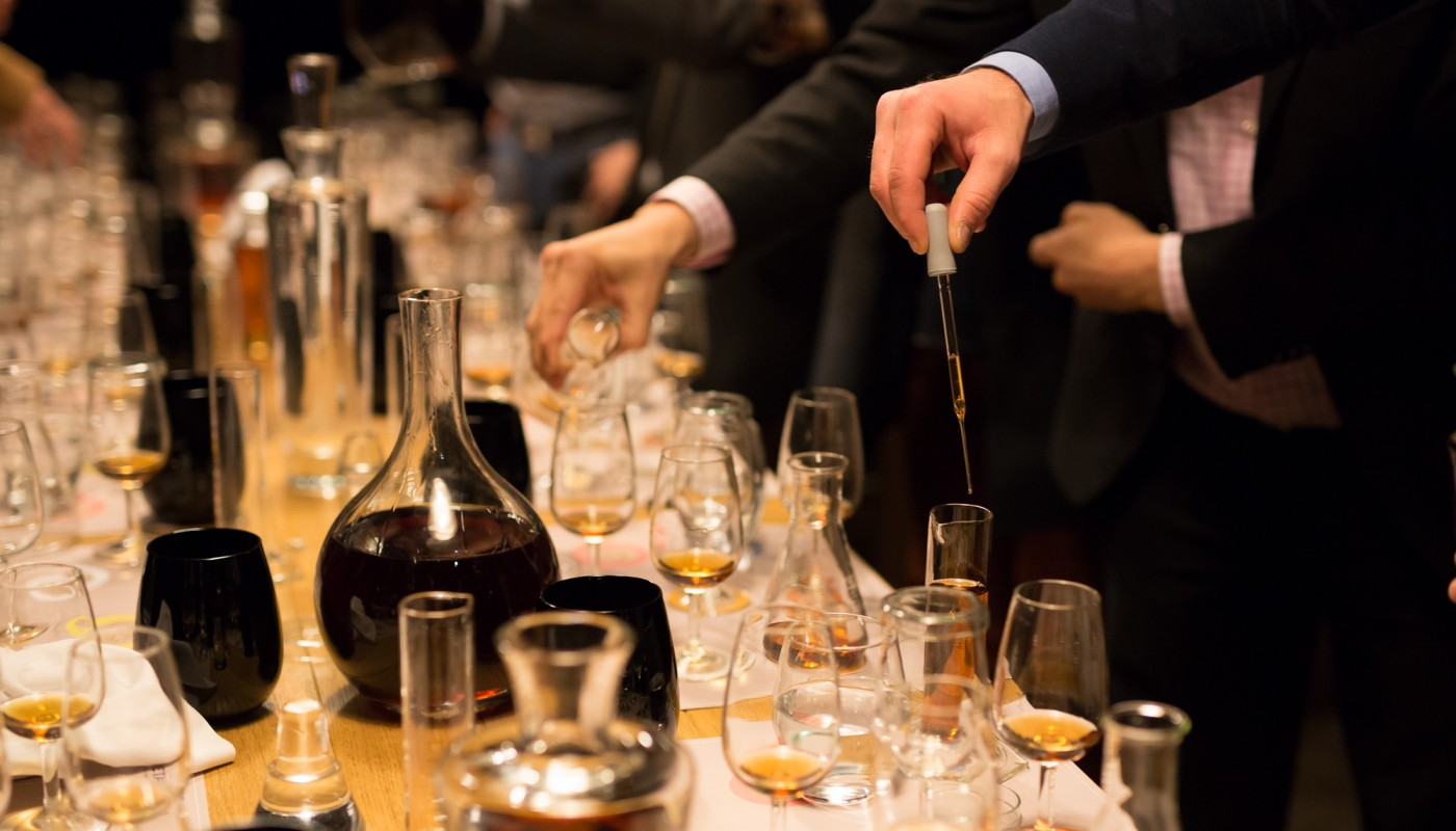 metaxa & talisman experience | The Food & Leisure Guide