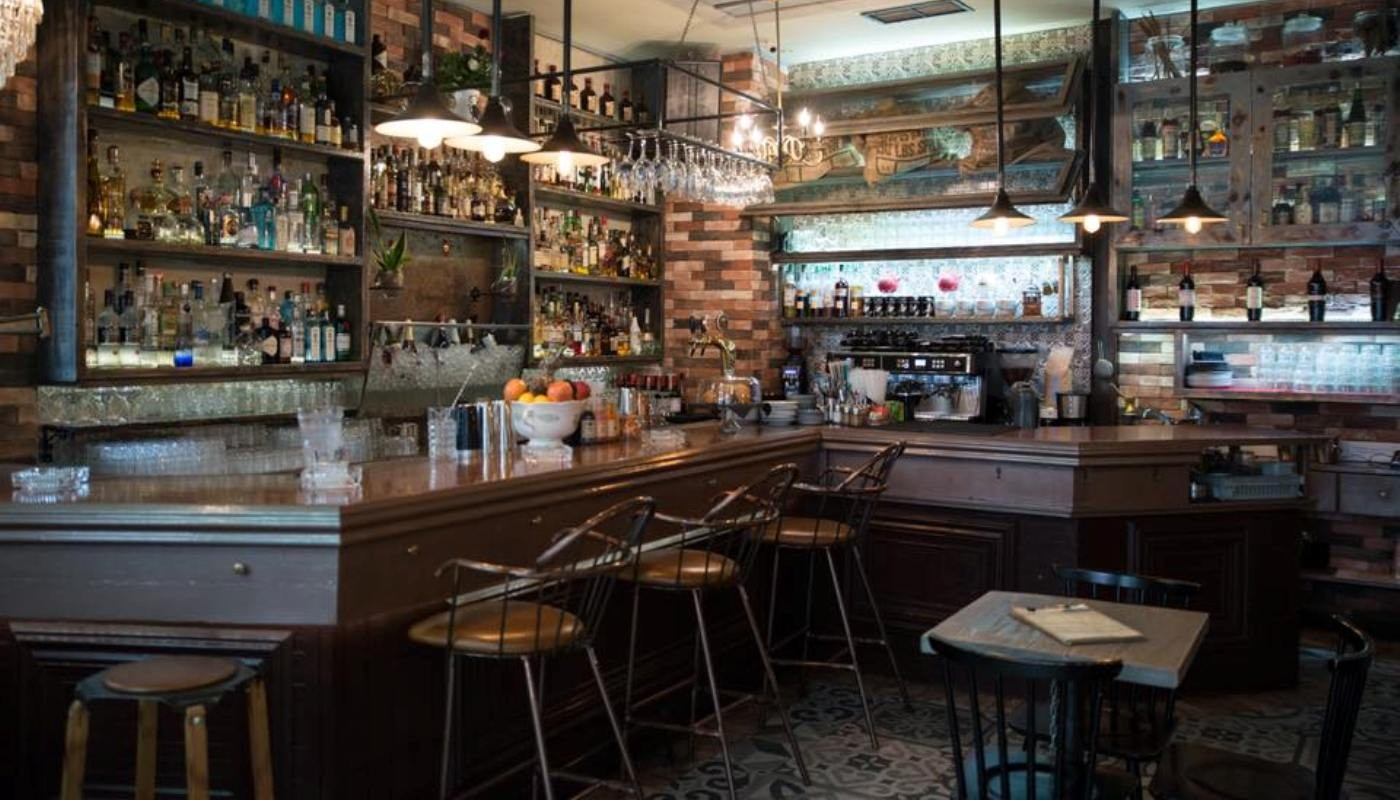 Kuko's The Bar: After Office Drinks στην Καλαμιώτου   The Bars