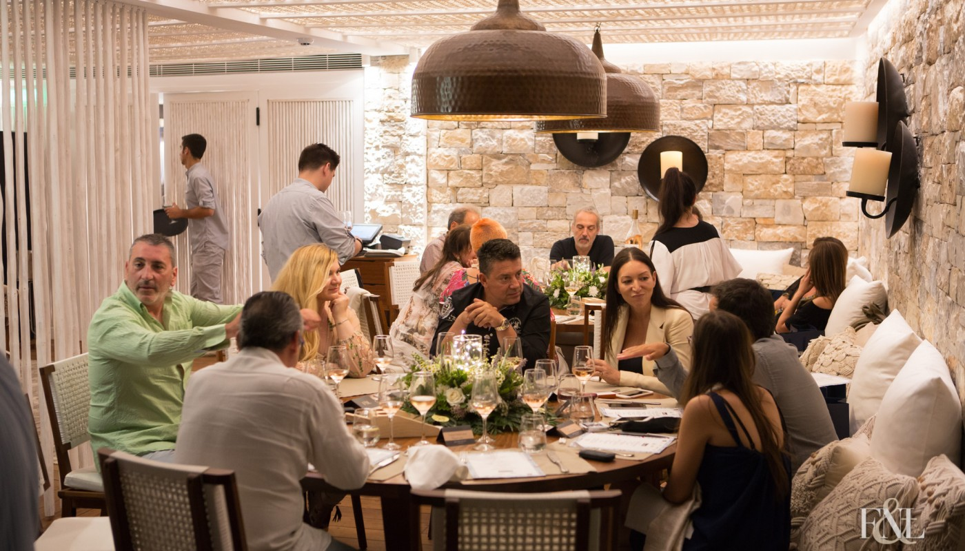 French Riviera Dinner | The Food & Leisure Guide