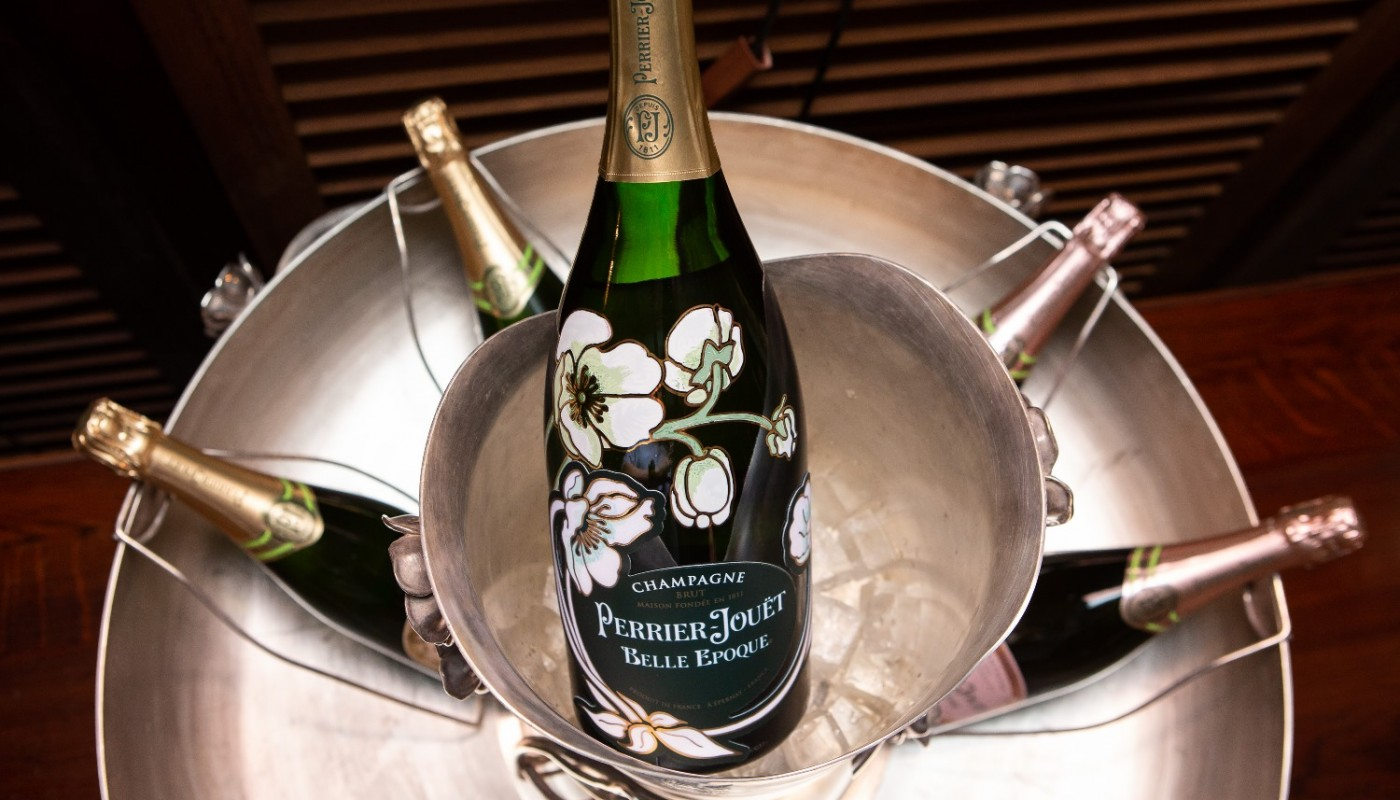 seafood & champagne cigar dinner Alexander`s   The Food & Leisure Guide