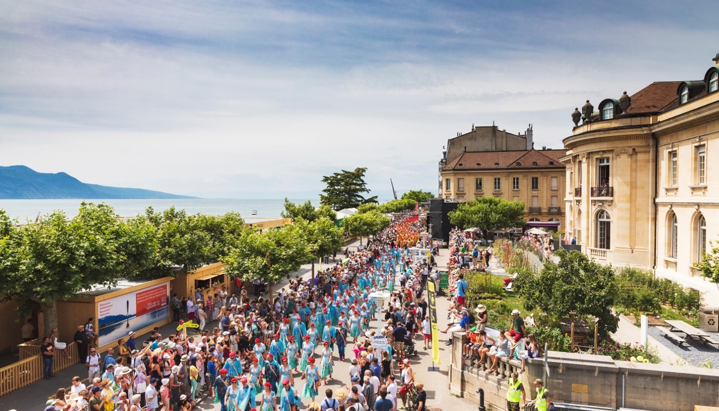 fete des vignerons | The Food & Leisure Guide