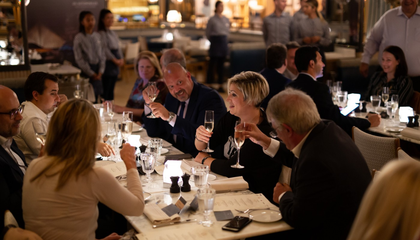mercato preview dinner   The Food & Leisure Guide