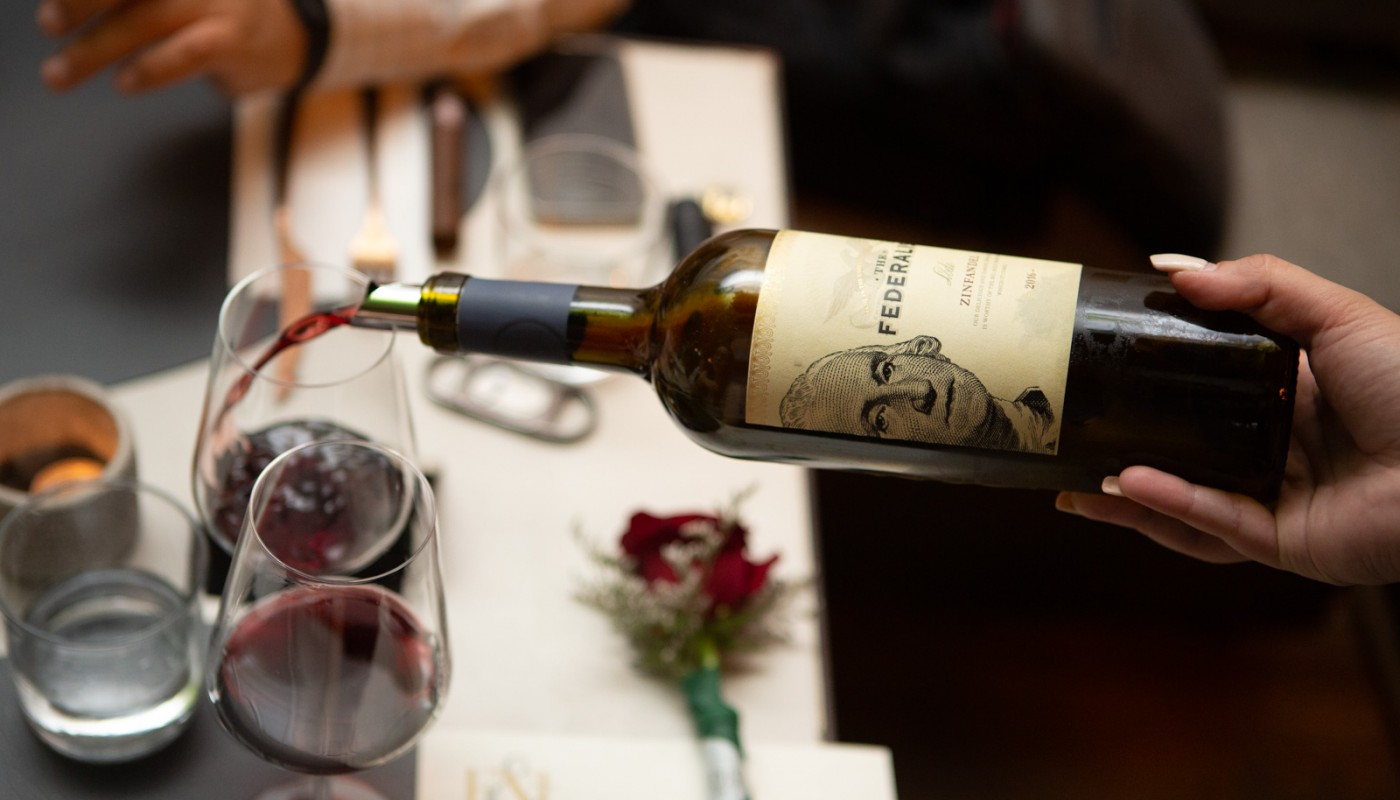 Fine Mess cigar-dinner | The Food & Leisure Guide